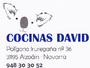 Cocinas David