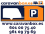 CARAVANBOXES