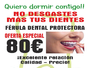 Oferta Especial = Ferula Dental Protectora 80 Euros