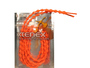 Xtenex - Cordones Elásticos 75cm Mandarina